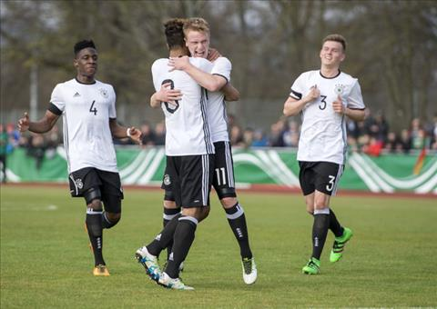 U19 Đức vs U19 Croatia 21h30 ngày 203 (Vòng loại U19 châu Âu 2019) hình ảnh