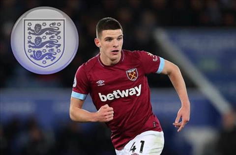 Declan Rice DT Anh