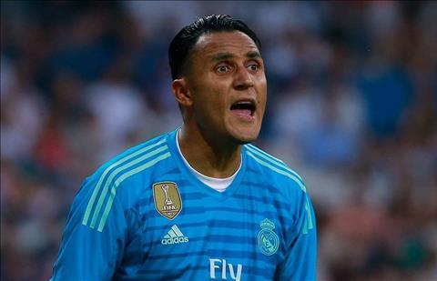 Thủ môn Keylor Navas chỉ trích HLV Santiago Solari ở Real Madrid hình ảnh