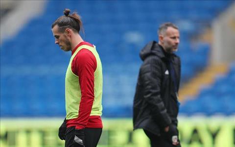 Ryan Giggs nói về ĐT xứ Wales và Gareth Bale  hình ảnh