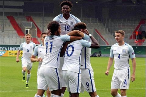 U19 Anh vs U19 Séc 21h00 ngày 203 (Vòng loại U19 Châu Âu 2019) hình ảnh