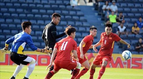 Video lịch sử đối đầu U23 Việt Nam vs U23 Thái Lan - Video U23 VN hình ảnh
