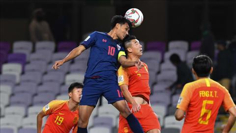 Trung Quốc vs Thái Lan 18h35 ngày 213 (Giao hữu quốc tế) hình ảnh