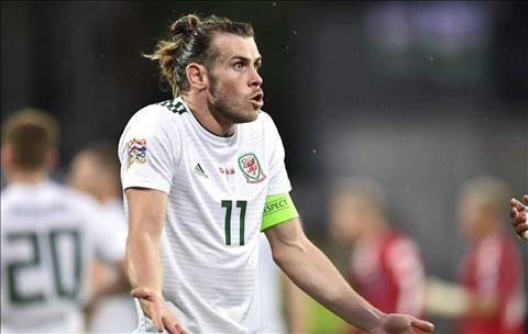 Ryan Giggs nói về Gareth Bale và sự vắng mặt ở trận với T&T hình ảnh