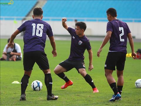 U23 Thái Lan dự Merlion Cup vì mục tiêu bảo vệ ngai vàng SEA Game hình ảnh