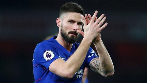 Olivier Giroud muốn rời Chelsea trở lại Pháp hình ảnh