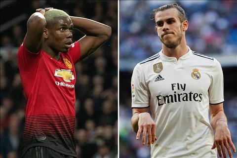 Real Madrid quyết tâm mua tiền vệ Pogba của MU hình ảnh