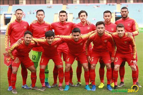 U23 Indonesia tập trung cải thiện tâm lý trước trận vs Việt Nam hình ảnh