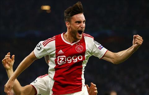 Man City nhận báo giá vụ hậu vệ trái Ajax hình ảnh