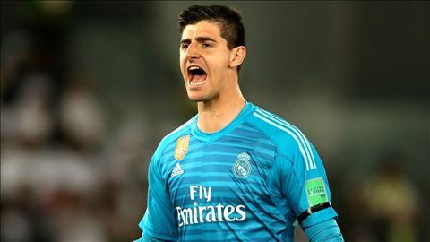 Real Madrid sẵn sàng bán Courtois chỉ sau 1 mùa giải hình ảnh
