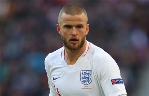 Eric Dier dính chấn thương sau trận thắng 5-0 của Anh trước Séc hình ảnh