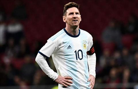 Lionel Scaloni chia sẻ tiếc nuối về Lionel Messi hình ảnh