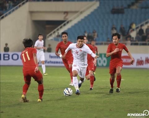 U23 Viet Nam vs U23 Indonesia