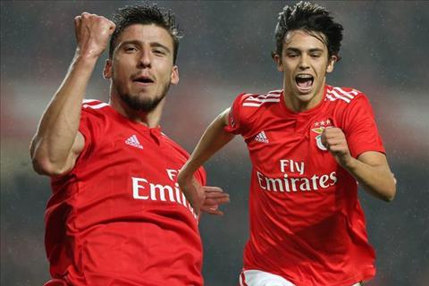Chuyển nhượng Juventus 2019 mua Ruben Dias và Joao Felix hình ảnh