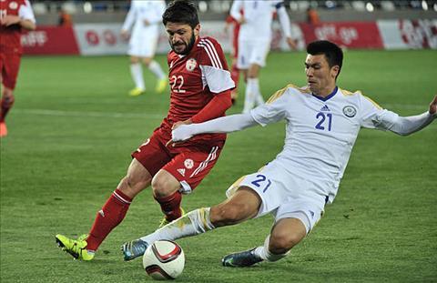 Kazakhstan vs Nga 21h00 ngày 243 (Vòng loại Euro 2020) hình ảnh