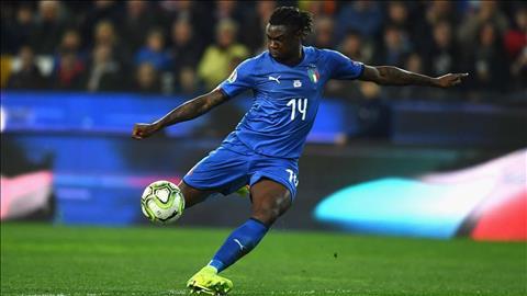 Moise Kean phát biểu trận Italia 2-0 Phần Lan hình ảnh