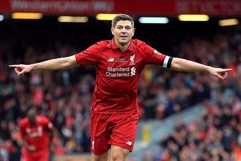 Gerrard vs Milan