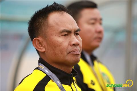 HLV Stephen Ng chia se sau that bai truoc U23 Thai Lan