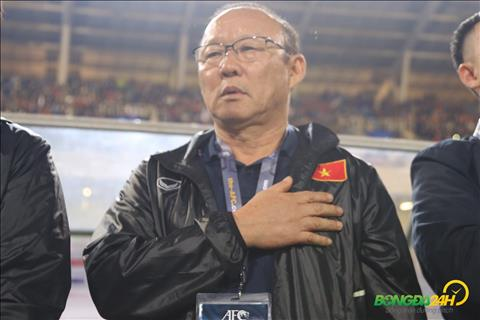 HLV Park Hang Seo không hài lòng sau trận thắng Indo hình ảnh
