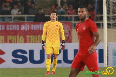 Bui Tien Dung U23 Viet Nam vs U23 Indonesia