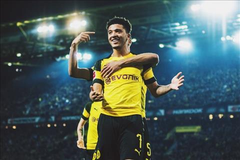 Dortmund nói về tương lai Jadon Sancho hình ảnh