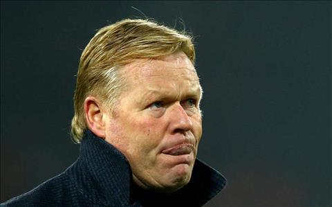 Ronald Koeman phát biểu sau trận Hà Lan 2-3 Đức hình ảnh