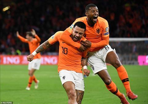 Hà Lan 2-3 Đức Chiến thắng nghẹt thở vào phút chót của Xe tăng hình ảnh 3
