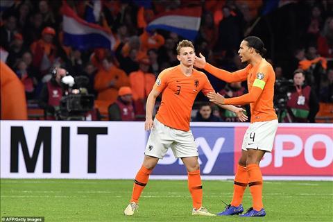 Hà Lan 2-3 Đức Chiến thắng nghẹt thở vào phút chót của Xe tăng hình ảnh 4