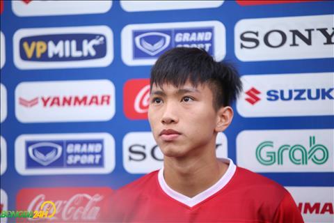 Văn Hậu lý giải nguyên nhân khiến U23 Việt Nam thi đấu thiếu gắn  hình ảnh