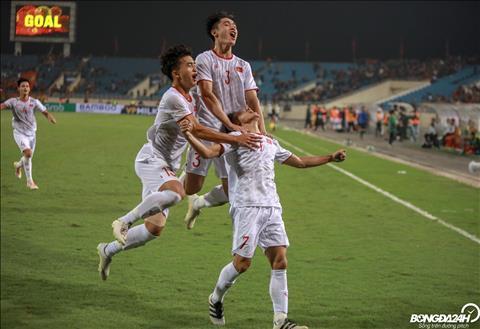 BXH các đội xếp thứ 2 vòng loại U23 Việt Nam đi tiếp như thế nào hình ảnh