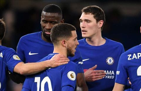 Christensen va Hazard tai Chelsea