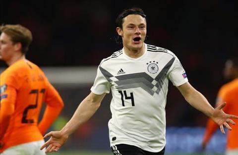 Nico Schulz phát biểu sau trận Hà Lan 2-3 Đức hình ảnh