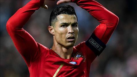 HLV Fernando Santos bênh vực Cristiano Ronaldo hình ảnh