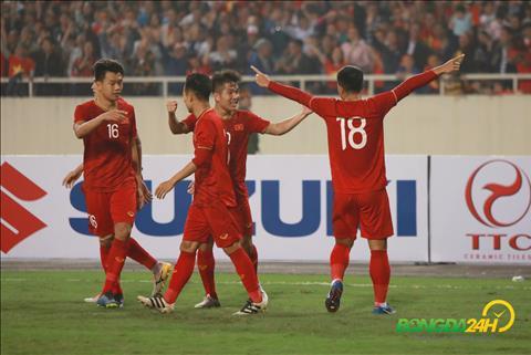 U23 Viet Nam an mung vs U23 Thai Lan