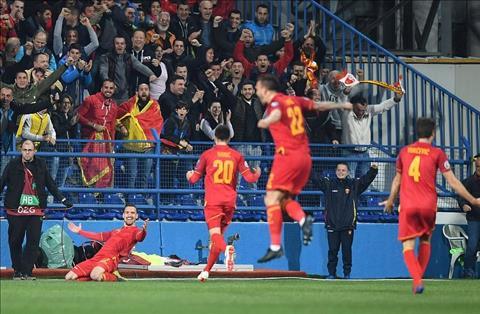 Marko Vesovic mo ty so cho Montenegro