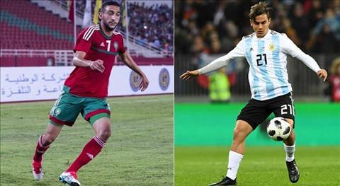 Morocco vs Argentina 2h00 ngày 273 (Giao hữu quốc tế) hình ảnh