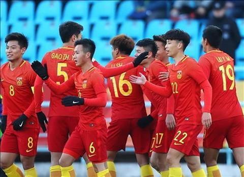 U22 Trung Quốc triệu tập một loạt hảo thủ đấu Việt Nam hình ảnh