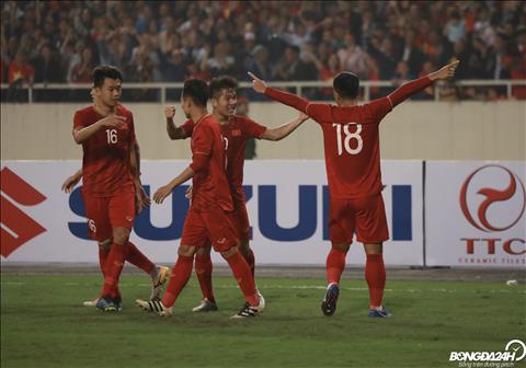 U23 Việt Nam 4-0 U23 Thái Lan (KT) Thắng kỷ lục, U23 Việt Nam oai hùng giành vé dự VCK U23 châu Á 2020 hình ảnh 3