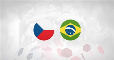 Séc vs Brazil 2h45 ngày 273 (Giao hữu quốc tế) hình ảnh