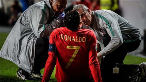 Điểm tin 263 Ronaldo có thể vắng mặt ở lượt đi Champios League hình ảnh