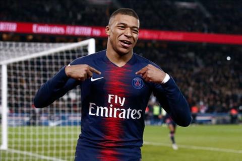 Real Madrid tinh chi 240 trieu bang mua Mbappe