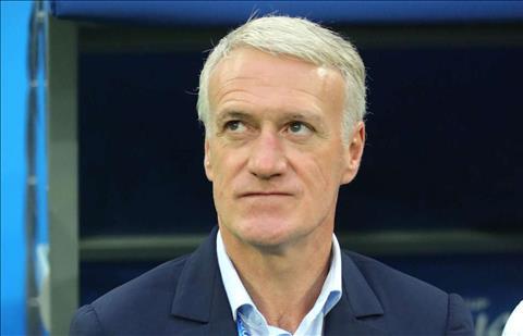 Didier Deschamp phát biểu sau trận Pháp 4-0 Iceland hình ảnh