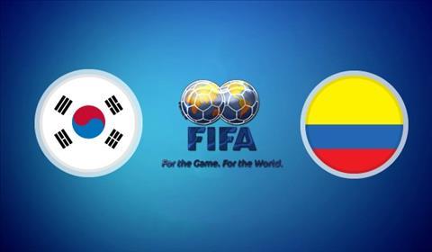 Hàn Quốc vs Colombia 18h00 ngày 263 (Giao hữu quốc tế) hình ảnh