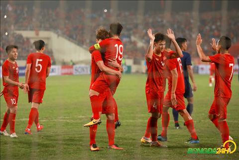 Những thống kê U23 Việt Nam tại vòng loại U23 châu Á hình ảnh