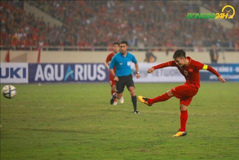 Quang Hải chia sẻ sau trận thắng U23 Thái Lan hình ảnh