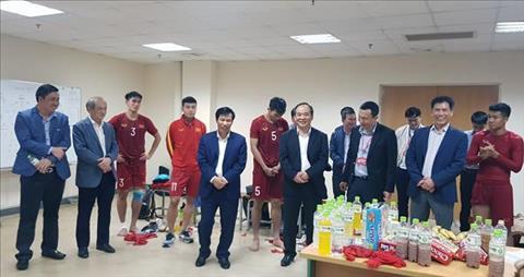 U23 Việt Nam được thưởng nóng 1,5 tỷ sau khi đánh bại Thái Lan hình ảnh