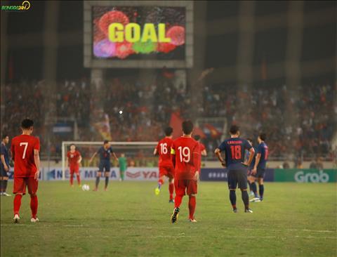 Du vay, Quang Hai van ghi dau dam net trong chien thang 4-0 cua U23 Viet Nam.