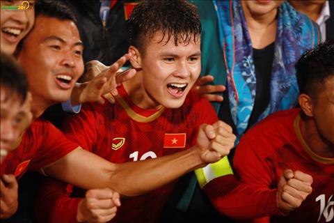 Quang Hai rang ro khi cung DT U23 Viet Nam du VCK U23 chau A 2020 to chuc tai Thai Lan.