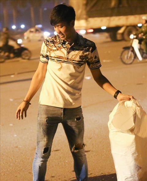 Phan Van Duc la mot trong nhung ngoi sao cua lua U23 Viet Nam tung lam nen ky tich tai Thuong Chau (Trung Quoc) nam 2018.