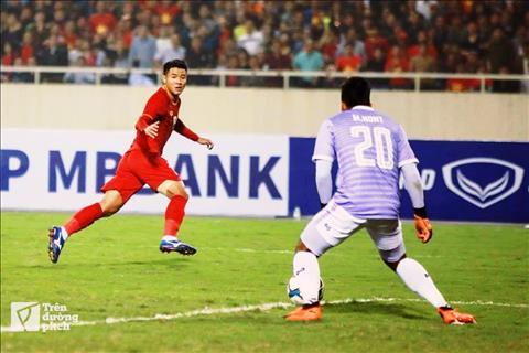 Đức Chinh trải lòng về pha ghi bàn vào lưới U23 Thái Lan hình ảnh